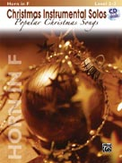 Alfred Publishing 00-28340 Christmas Instrumental Solos: Popular Christmas Songs