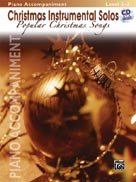 Alfred Publishing 00-28346 Christmas Instrumental Solos: Popular Christmas Songs