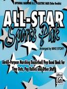 Alfred Publishing 00-MBF9514 All-Star Sports Pak