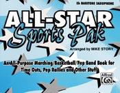 Alfred Publishing 00-MBF9507 All-Star Sports Pak