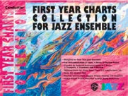 Alfred Publishing 00-SBM01014 First Year Charts Collection for Jazz Ensemble - Music Book