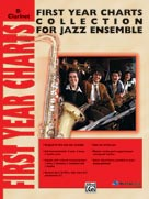 Alfred Publishing 00-SBM01022 First Year Charts Collection for Jazz Ensemble - Music Book