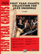Alfred Publishing 00-SBM01017 First Year Charts Collection for Jazz Ensemble - Music Book