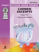 Alfred Publishing 00-FDS00184 Carmen Excerpts - Music Book