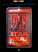 Alfred Publishing 00-0014B Music From The Star Wars - Trilogy: Special Edition - Music Book