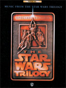 Alfred Publishing 00-0016B Music From The Star Wars - Trilogy: Special Edition - Music Book