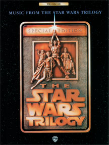 Alfred Publishing 00-0018B Music From The Star Wars - Trilogy: Special Edition - Music Book