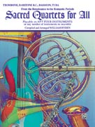 Alfred Publishing 00-EL9775 Sacred Quartets for All - Music Book at Sears.com