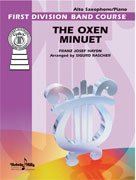 Alfred Publishing 00-FDS00165 Oxen Minuet - Music Book