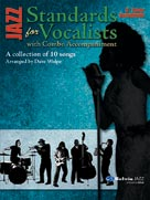 Alfred Publishing 00-29941 Jazz Standards for Vocalists with Combo Accompaniment - Music Book at Sears.com