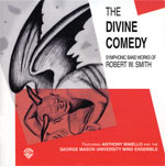 Alfred Publishing 00-EL9748CD The Divine Comedy: Symphonic Band Works of Robert W. Smith - Music Book