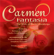 Alfred Publishing 00-DH002CD Carmen Fantasia - Music Book