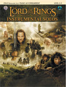 Alfred Publishing 00-IFM0414CD The Lord of the Rings - Instrumental Solos for Strings - Music Book at Sears.com