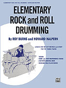 Alfred Publishing 00-HAB00111 Elementary Rock and Roll Drumming - Music Book
