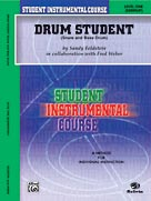 Alfred Publishing 00-BIC00171A Student Instrumental Course: Drum Student - Music Book