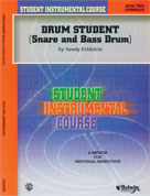 Alfred Publishing 00-BIC00271A Student Instrumental Course: Drum Student - Music Book
