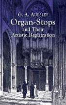 Alfred Publishing 06-424235 Organ Stops and Their Artistic Registration - Music Book
