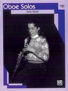 Alfred Publishing 00-EL03128 Oboe Solos - Music Book