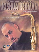 Alfred Publishing 00-SB9701 The Music of Joshua Redman - Music Book