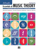 Alfred Publishing 00-16486 Essentials of Music Theory: Complete - Music Book