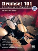 Alfred Publishing 00-27922 Drumset 101 - Music Book