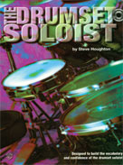 Alfred Publishing 00-EL9602CD The Drumset Soloist - Music Book