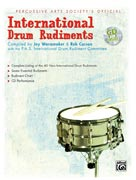 Alfred Publishing 00-18048 International Drum Rudiments - Music Book