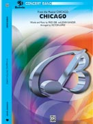 Alfred Publishing 00-CBM01002 Chicago - From the Musical Chicago - Featuring My Own Best Friend Razzle Dazzle and And All That Jazz - Music Book