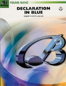 Alfred Publishing 00-BDM02052 Declaration in Blue - Music Book