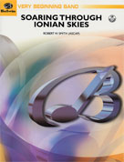 Alfred Publishing 00-BDM03042 Soaring Through Ionian Skies - A Diatonic Adventure for Band - Music Book