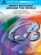 Alfred Publishing 00-CBM03017 Happy Birthday Around the World - Music Book