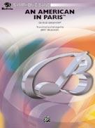 Alfred Publishing 00-WBCB9427 An American in Paris - Music Book