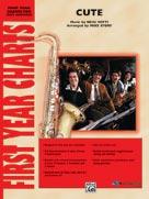 Alfred Publishing 00-JEM00043 Cute - Music Book