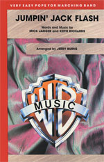 Alfred Publishing 00-MBM04023 Jumpin Jack Flash - Music Book ALFRD5444