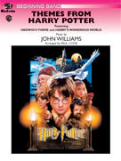 Alfred Publishing 00-CBM01024 Themes From Harry Potter - Featuring Hedwig s Theme and Harry s Wondrous World - Music Book