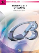 Alfred Publishing 00-BDM00029 Serengeti Dreams - Music Book