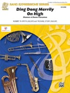 Alfred Publishing 00-26688S Ding Dong Merrily on High - Music Book ALFRD5610