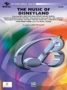 Alfred Publishing 00-26776S Music of Disneyland - Music Book