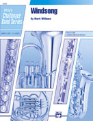 Alfred Publishing 00-20536 Windsong - Music Book