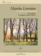 Alfred Publishing 00-20560 Marche Lorraine - Music Book