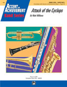 Alfred Publishing 00-20661 Attack of the Cyclops - Music Book