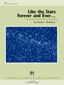 Alfred Publishing 00-22283 Like the Stars Forever and Ever ... - Music Book
