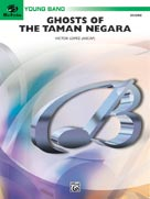 Alfred Publishing 00-24740 Ghosts of the Taman Negara - Music Book