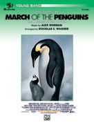 Alfred Publishing 00-24749 Opening Theme From March of the Penguins - The Harshest Place on Earth - Music Book