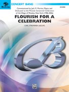 Alfred Publishing 00-24770 Flourish for a Celebration - Music Book