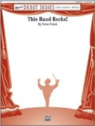 Alfred Publishing 00-29457 This Band Rocks - Music Book
