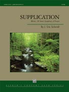 Alfred Publishing 00-29488 Supplication - Music Book