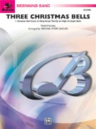 Alfred Publishing 0029566 Three Christmas Bells I. Ukranian Bell Carol II. Ding Dong Merrily on High III. Jingle Bells Music Book