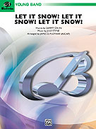 Alfred Publishing 00BD9821 Let It Snow Let It Snow Let It Snow Music Book