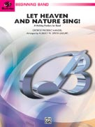 Alfred Publishing 00-BDM00042 Let Heaven and Nature Sing - Music Book